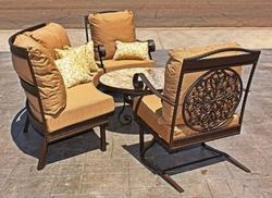First Impression Patio Furniture Launches New Product Line