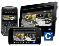 Works with iPhone, iPad and Blackberry