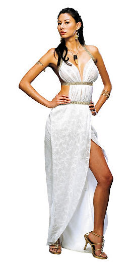 classic roman and greek costumes never go out of style - City Party Halloween Costumes