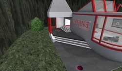LOJINE Consulting's office in Second Life