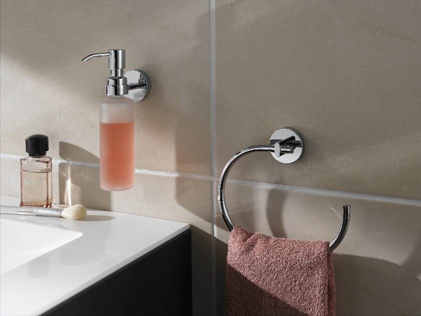 Decorative bath kitchen accessories with patented for German made bathroom accessories