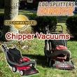 Log Splitters Direct Announces Best Chipper Vacuums