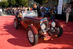 Aston Martin 1.5 Litre Short Chassis