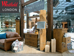 Indigo Furniture To Showcase Products In London Westfield Shopping Centre