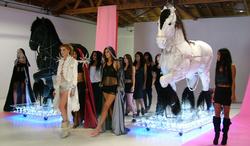 models, fashion, event, los angeles, la