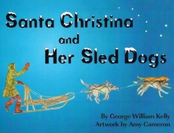gI 0 GEOChrisCoverPRWeb New Childrens Book Says Santa Claus and Santa Christina Will Share Delivery of Christmas Toys