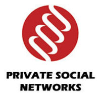Private Social Networks