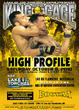"Top Wisconsin Fighters to Battle It Out at King of the Cage – ""High Profile"" at Lake of the Torches"