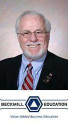 Warren Miller, CFA, CPA, ASA, co-founder of Beckmill Education