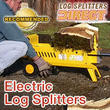 Log Splitters Direct Announces Best Electric Log Splitters