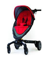 4moms Origami Stroller in Red