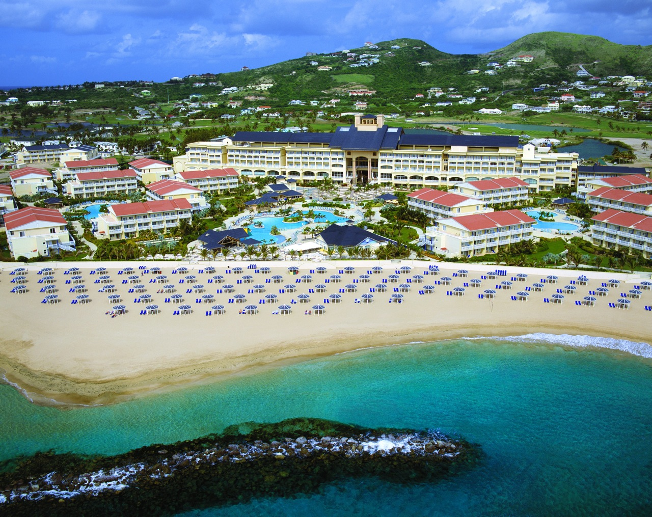 St. Kitts Marriott Resort & The Royal Beach Casino (Frigate Bay ...