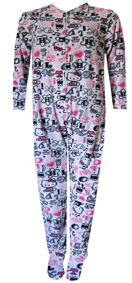 onesie pajamas for women. Hello+kitty+onesie+pajamas
