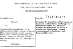Moore Microprocessor Portfolio (MMP) Inventor Files Lawsuit against TPL Group