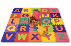 Rubber Flooring, Inc. Announces the Introduction of Kids Play Mats