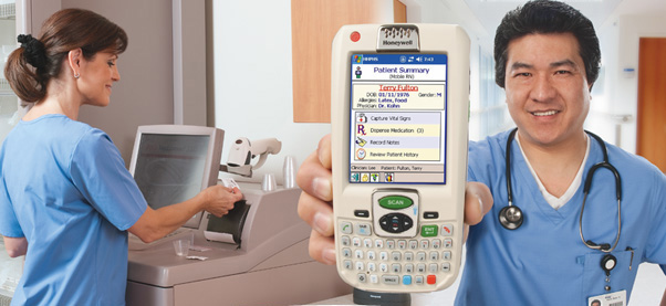 New Bedside Computing System At The Healthcare It