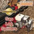 Log Splitters Direct Announces Best Gas Wood Splitters