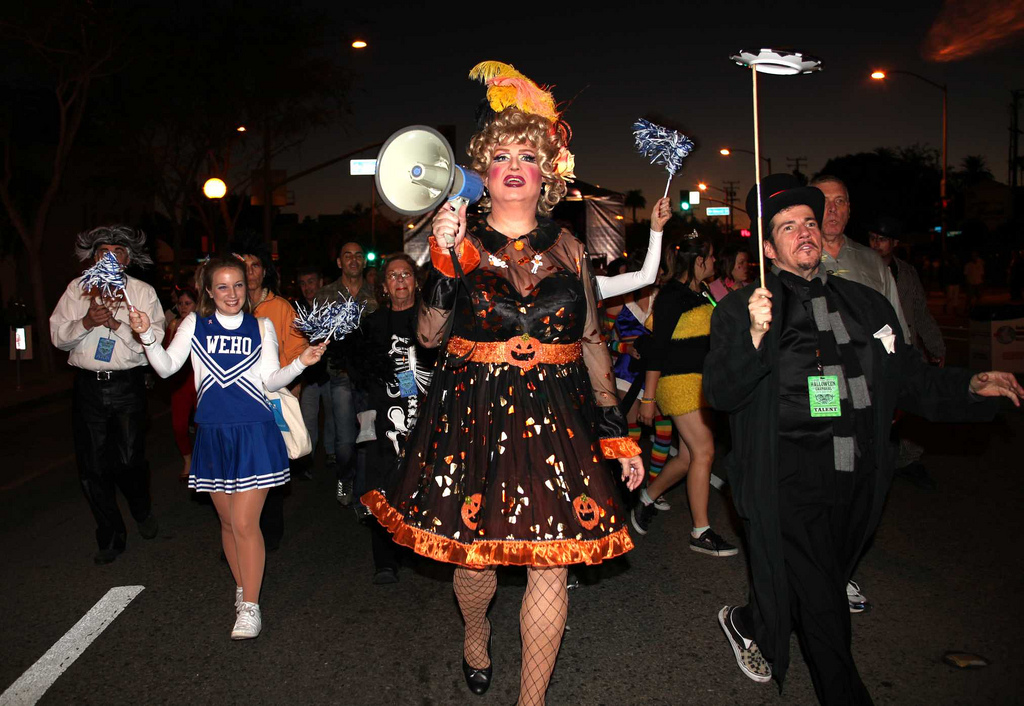 23rd Annual West Hollywood Halloween Costume Carnaval