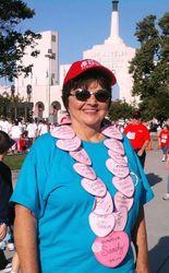 Sandy Barum - Breast Cancer Survivor & Precious Moments Collector