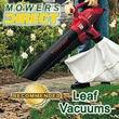 Mowers Direct Announces Best Leaf Vacuums