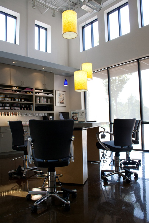 Blo expansion adds luster to triangle style scene award winning salon gets its own makeover - Color salon ...