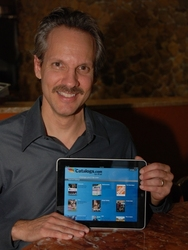 Linevsky Catalogs.com iPad