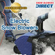 Snow Blowers Direct Announces Best Electric Snow Throwers