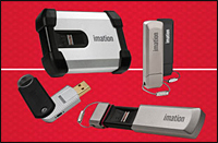 The Imation Defender Collection, Secure Encrypted USB Flash Drives & Portable Storage