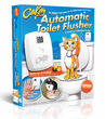 CitiKitty's Automatic Toilet Flusher for Cats