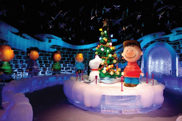 North Pole at the Gaylord Hotel « Miss A® | Charity Meets™ Style.