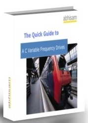 New eBook on AC Variable Frequency Drives Released by Abhisam Software