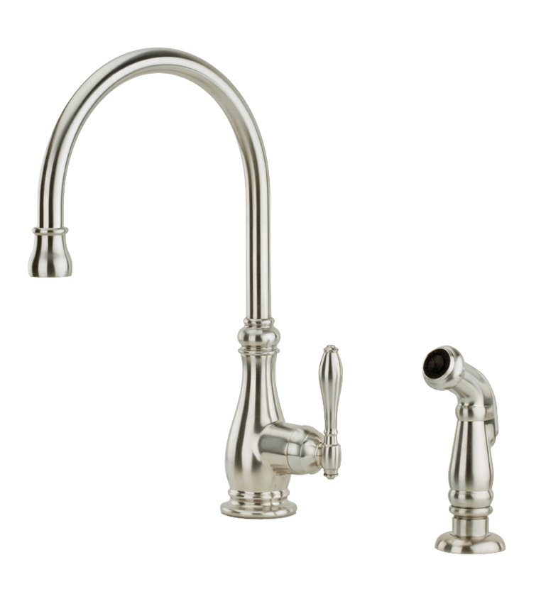 Kitchen Faucet Cost: Price Pfister Unveils New Alina Kitchen Faucet