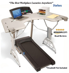 Rutgers University, psychology, depression, exercise science, mood, sedentary disease, sitting, TrekDesk, Treadmill Desk, Treadmill, walking