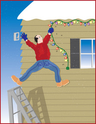 Holiday Ladder Safety