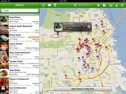 Dishfinders food review app