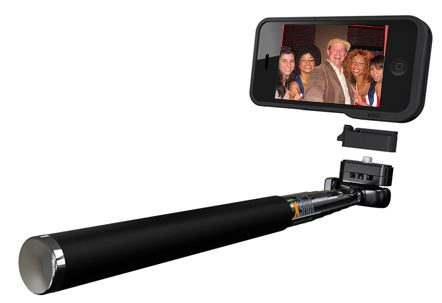 Xshot Llc Launches Innovative Iphone Case Detachable Tripod