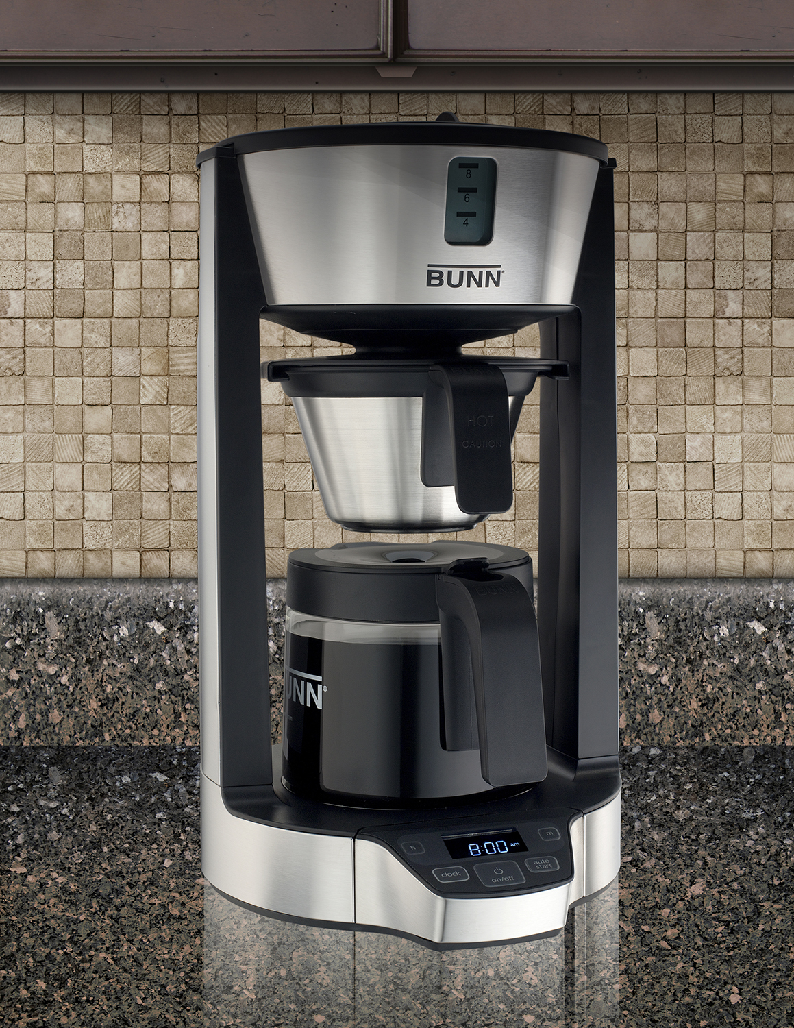 Bunn 174 Offers New Technology For Better Coffee Brewing