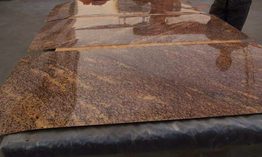 Thin Granite Stone : Earth anatomy™ takes pre orders for mm thin panel