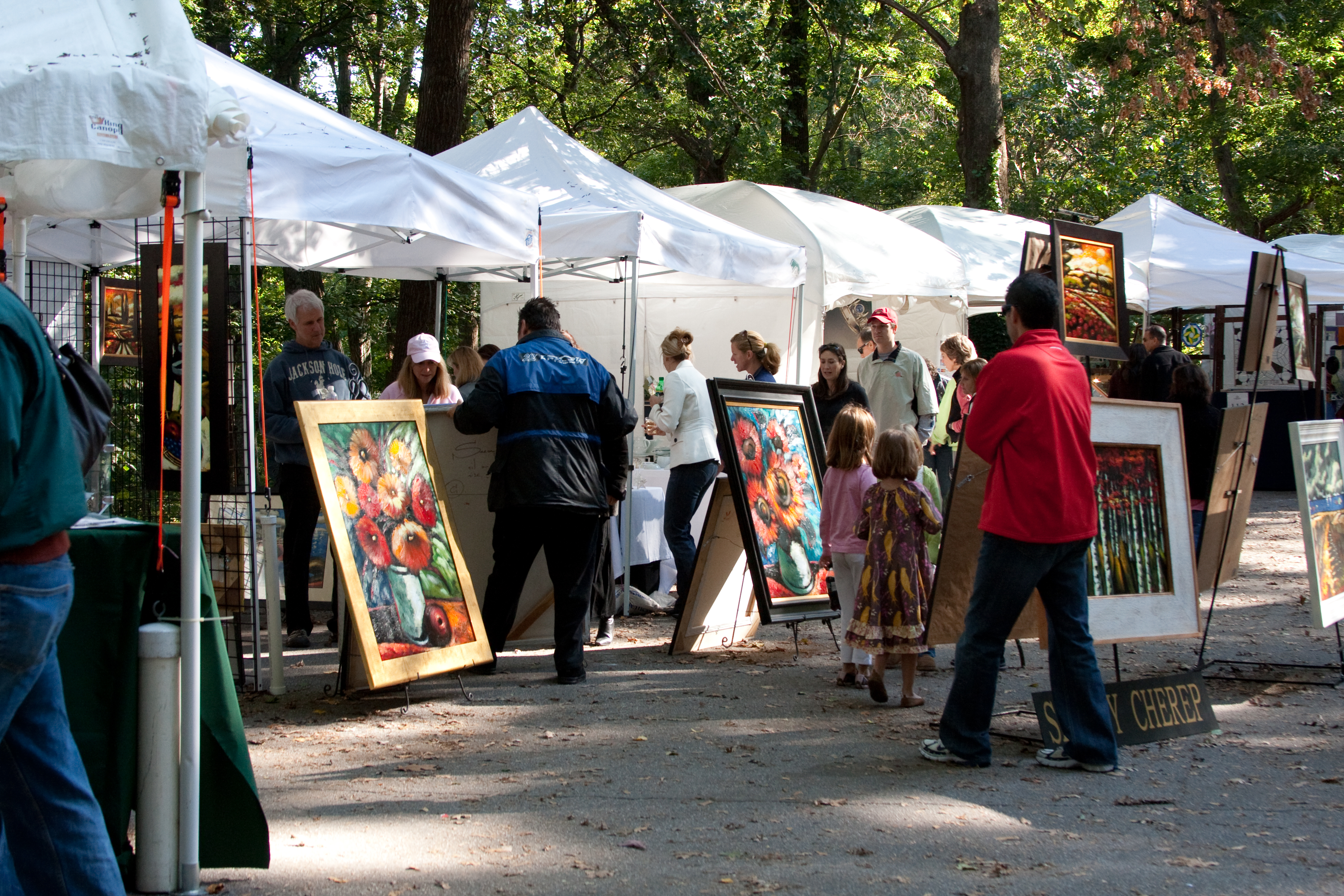 Burst Of Color Welcomes Second Annual Chastain Park Arts