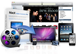 Get Licensed MacX Video Converter Pro for Free to Convert Video to Mac, PC, iPhone, iPod and Mobile Phone