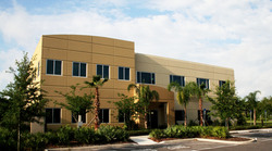 LEED-Gold Office Building in Clearwater, Florida (Pinellas County)