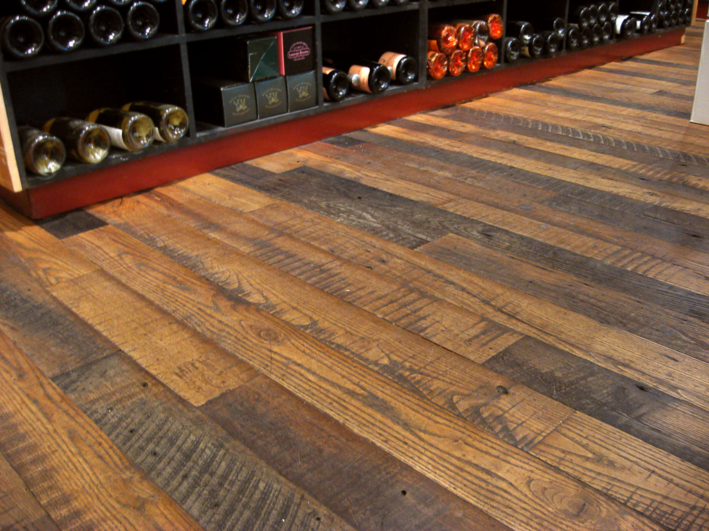 Big changes at pioneer millworks leads to better pricing Reclaimed wood flooring portland