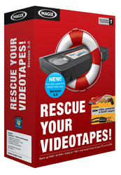MAGIX Announces Rescue Your Video Tapes! 3