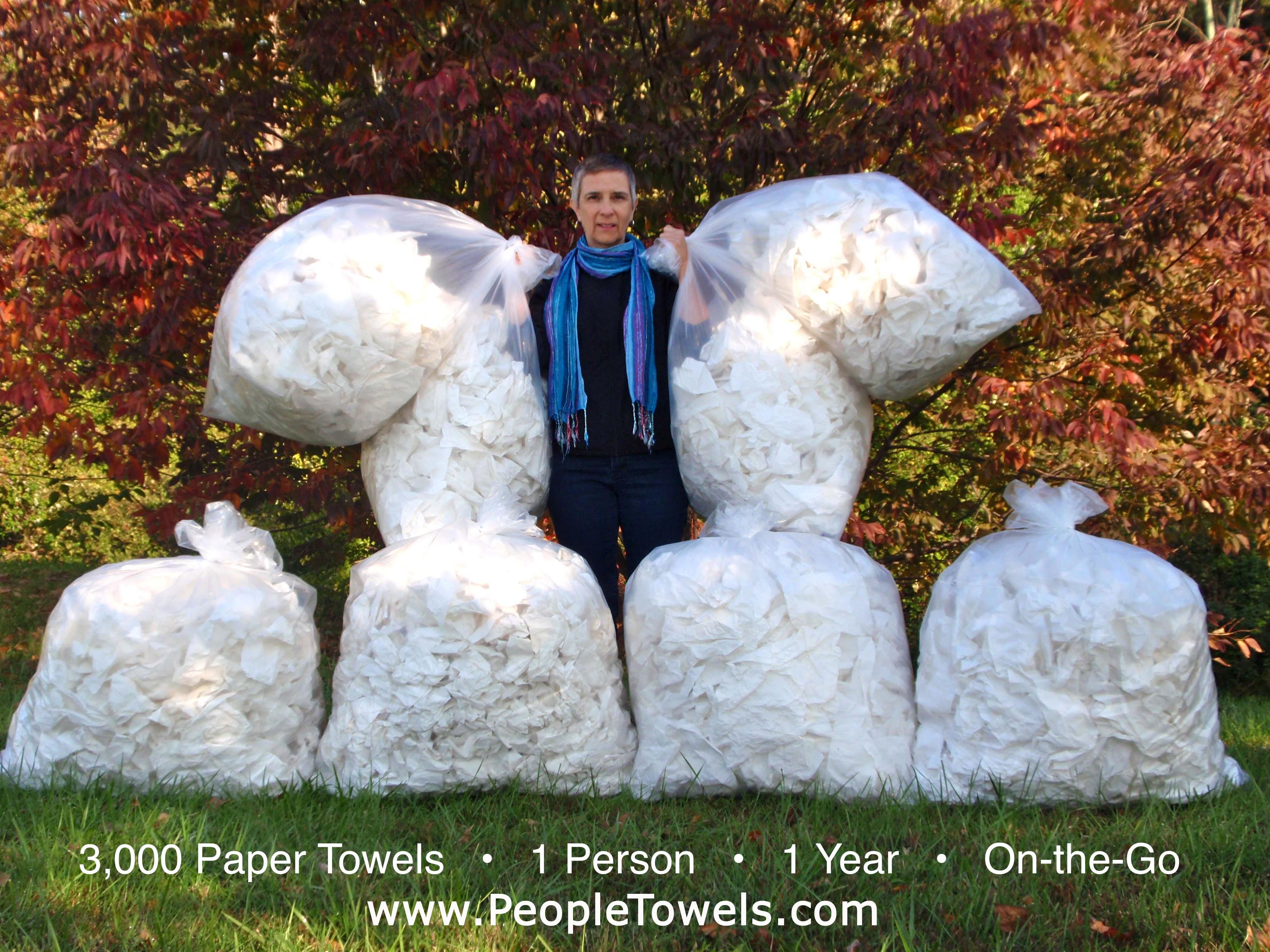 Koliko papirnatih ubrusa koristimo?