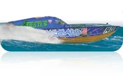 Carbon Neutral Race Boat