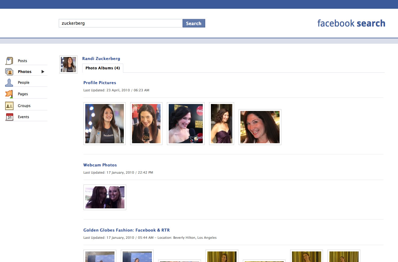 Facebooksearch.us -- The World's First Facebook Photo