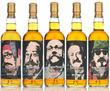 Master of Malt's Movember Whisky gets a Pop Art Makeover