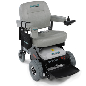 Hoveround Extends Independent Mobility with New Standard