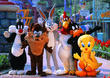Cartoon Superstars Bugs Bunny, Daffy Duck, Tweety, Taz, Sylvester and Foghorn Leghorn are ready to appear at your event!