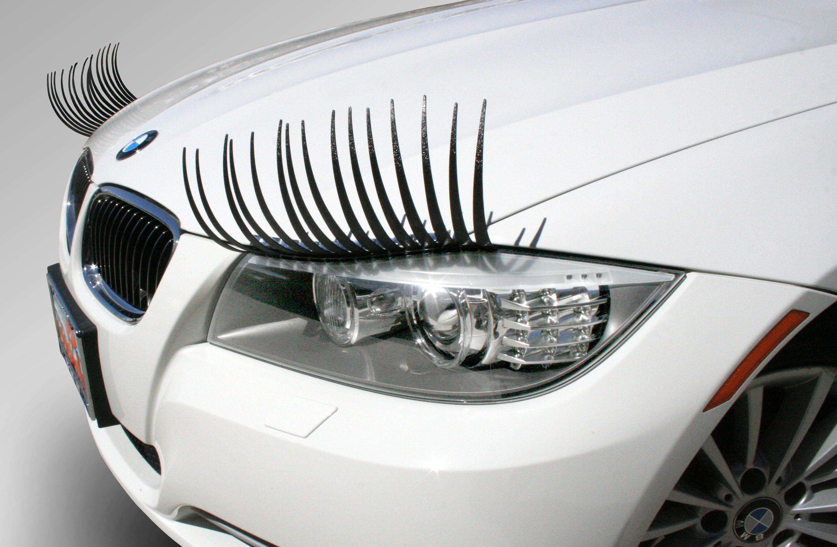 Carlashes Eyelashes For Your Car Hits The Global Market